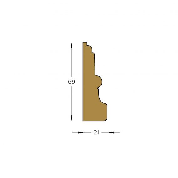 Architraves #A1244