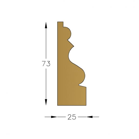 Architraves #A1032
