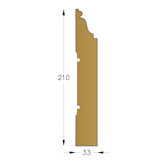 Skirtings #S1126