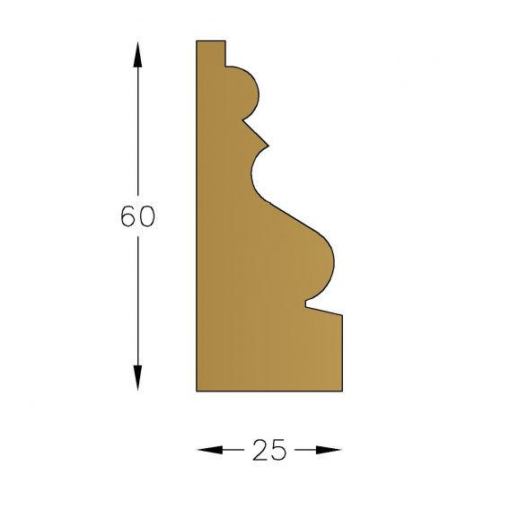Architraves #A1031