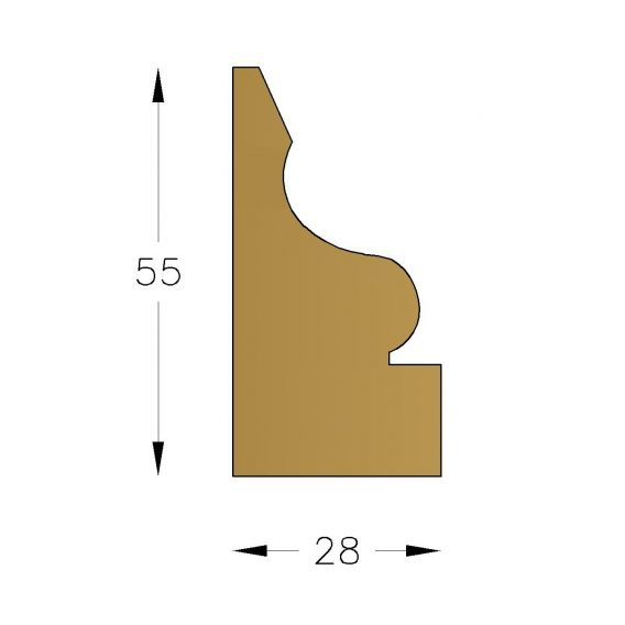 Architraves #A1058