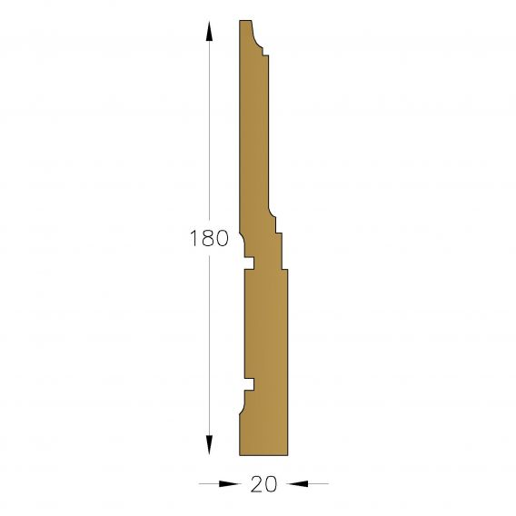 Skirtings #S1132