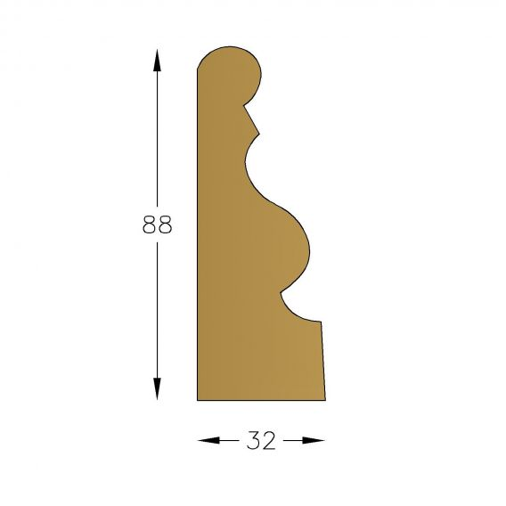 Architraves #A1047
