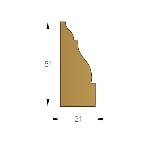 Architraves #A1251